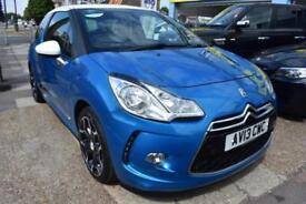 2013 13 CITROEN DS3 1.6e-HDi AIRDREAM DSPORT GOOD AND BAD CREDIT CAR FINANCE