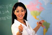 BECOME AN ESL/TESOL INSTRUCTOR NOW (NO DEGREE REQUIRED)
