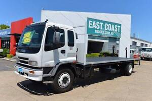 ISUZU FTR 900 ** TRAYBACK ** #4949 Archerfield Brisbane South West Preview