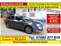 2014 - 14 - TOYOTA AVENSIS ICON 2.2 D-4D 5 DOOR ESTATE (GUIDE PRICE)