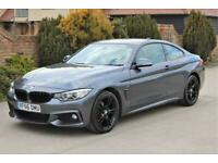 2016 BMW 4 Series 2.0 420D XDRIVE M SPORT 2d 188 BHP Coupe Diesel Automatic