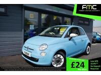 2013 Fiat 500 1.2 Colour Therapy **Only 50,000 Miles - Service History**