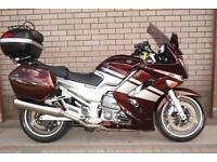 YAMAHA FJR 1300 A TOURER TOURING FULL LUGGAGE