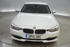 BMW 3 Series 318d Luxury 4dr Step Auto [Professional Media]