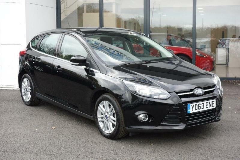 2013 ford focus 1 6 tdci econetic titanium 5dr in derby. Black Bedroom Furniture Sets. Home Design Ideas