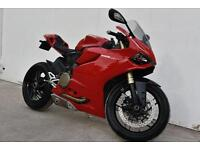 2015 Ducati 1199 Panigale ABS