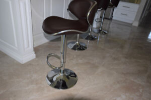 BRAND NEW STOOLS---ALL 4 for only $300.