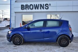 2013 Chevrolet Sonic LS - Compact & Fuel Efficient