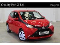 2015 Toyota Aygo 1.0 VVT-i x-play 5dr