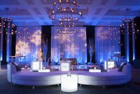 Affordable Wedding AND all Event Decor ! Call us for a quote!