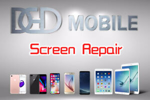 Replacement Repair screen lécran iphone samsung ipad tablets