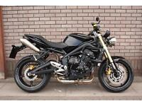 TRIUMPH STREET TRIPLE 675 NAKED SPORTS BIKE