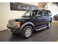 2008 LAND ROVER DISCOVERY 3 2.7 3 TDV6 XS 5D AUTO 188 BHP DIESEL