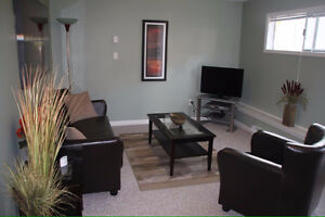 Furnished, 1 Bedroom on Waterfront!