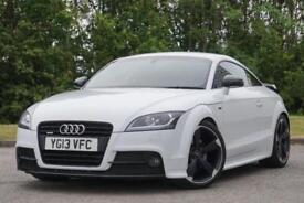 2013 Audi TT 2.0 TDI Black Edition S Tronic Quattro 3dr