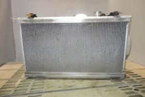 JDM Subaru WRX STi Aluminum Radiator 2002-2007 Performance