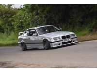 BMW e36 328 2.8 breaking