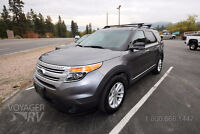 2011 Ford Explorer XLT 4WD SUV, Crossover
