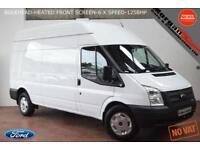 2f020faf99 2013 Ford Transit 2.2TDCi (125PS) (EU5) (RWD) 350L 350