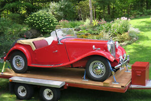 MG TD Mark 2 1952 - Like New