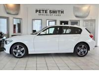 BMW 116d 2.O SPORT 5 DOOR HATCHBACK WITH FULL SERVICE HISTORY 2014/14