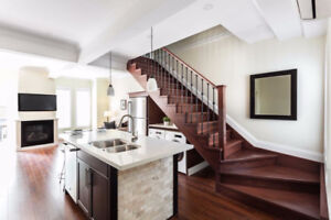 Gorgeous/Renovated 2bed/2bath, High Park/Junction-trendy