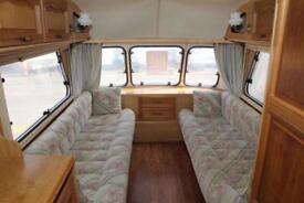ABI Award Daystar 1990 2 Berth caravan £1300