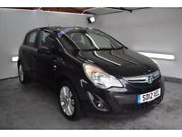 2012 12 Vauxhall Corsa 1.4i 16v SE+ BAD CREDIT FINANCE SPECIALISTS +