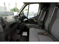 2015 Renault Master 2.3 dCi LM35 Business Medium Roof Van (FWD) 5dr Diesel white