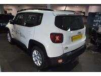 2018 Jeep Renegade 1.4 MultiAir II Longitude (s/s) 5dr Petrol Manual