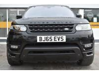 BAD CREDIT CAR FINANCE AVAILABLE 2015 65 LAND ROVER RROVER SPORT ABIO DYN SDV