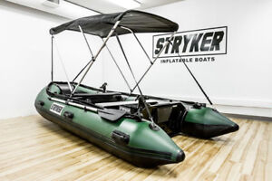 Stryker Inflatable boat