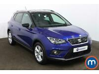2020 SEAT Arona 1.0 TSI 115 FR [EZ] 5dr DSG Auto Hatchback Petrol Automatic