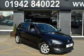 2014/14-VOLKSWAGEN POLO 1.2TDI ( 75PS ) MATCH EDITION 5DR ECO DIESEL HB,1 OWNER,
