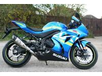 SUZUKI GSXR 1000 AL7 MOTO GP 18 REG MINT CONDITION - YOSHIMURA R11 - SAVE £2,000, used for sale  Mansfield Woodhouse, Nottinghamshire