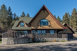 RANCH FOR SALE - 4495 Grandview Flats Road