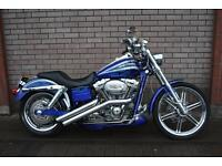 HARLEY DAVIDSON FXDSE DYNA SCREAMIN EAGLE STAGE 1