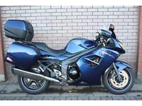 TRIUMPH SPRINT GT 1050 SPORTS TOURING