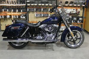 2013 Harley-Davidson FLD - Dyna Switchback