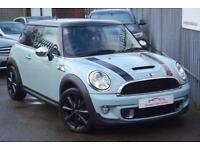 2012 MINI Hatch 3Dr Cooper S 2.0SD 143 DPF SS EU5 6Spd Diesel blue Manual