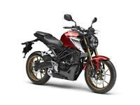 2021 Honda CB125R Showa USD Forks, New DOHC 4V Engine, 6.9% APR, Learner Legal