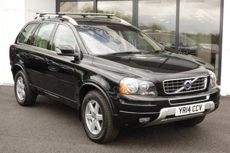 2014 volvo xc90 2.4 td d5 es estate geartronic awd 5dr | in derby