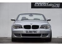 2008 BMW 1 Series 2.0 120i SE 2dr
