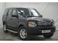 2007 Land Rover Discovery 3 TDV6 GS Diesel black Manual