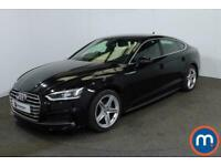 2018 Audi A5 2.0 TFSI S Line 5dr [Tech Pack] Hatchback Petrol Manual