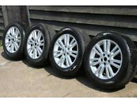 """Land Rover Discovery 4 HSE 19"""" Alloys Wheels"""