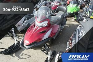 2008 Polaris IQ Touring 600