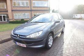 2008 Peugeot 206 1.4 Left hand drive lhd Belguim Registered