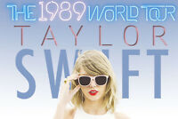 Fantastic Seats-Taylor Swift & Vance Joy Centre Bell -Tue, Jul 7