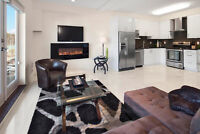 Gorgeous Executive Furnished Waterfront Condo